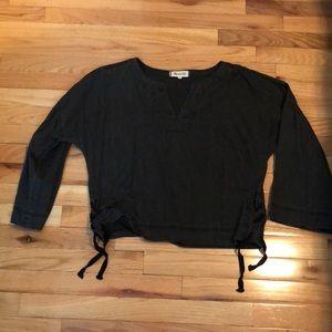 Madewell 3/4 Sleeve Top (worn once)